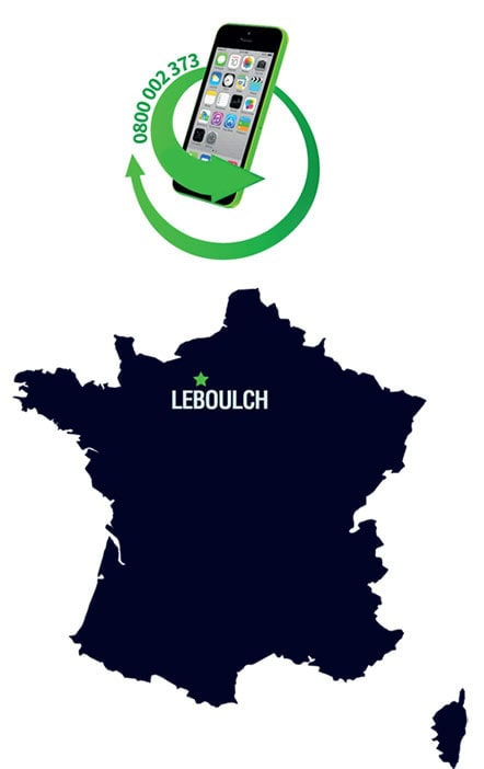 Leboulch call centre