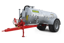 Liquid manure spreader